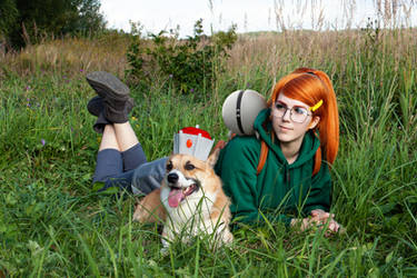Infinity Train Cosplay by Sioxanne