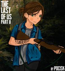 Ellie The Last  of Us part 2