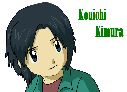 88 Life Saver Kouichi Kimura By Foxfire Alchemist On