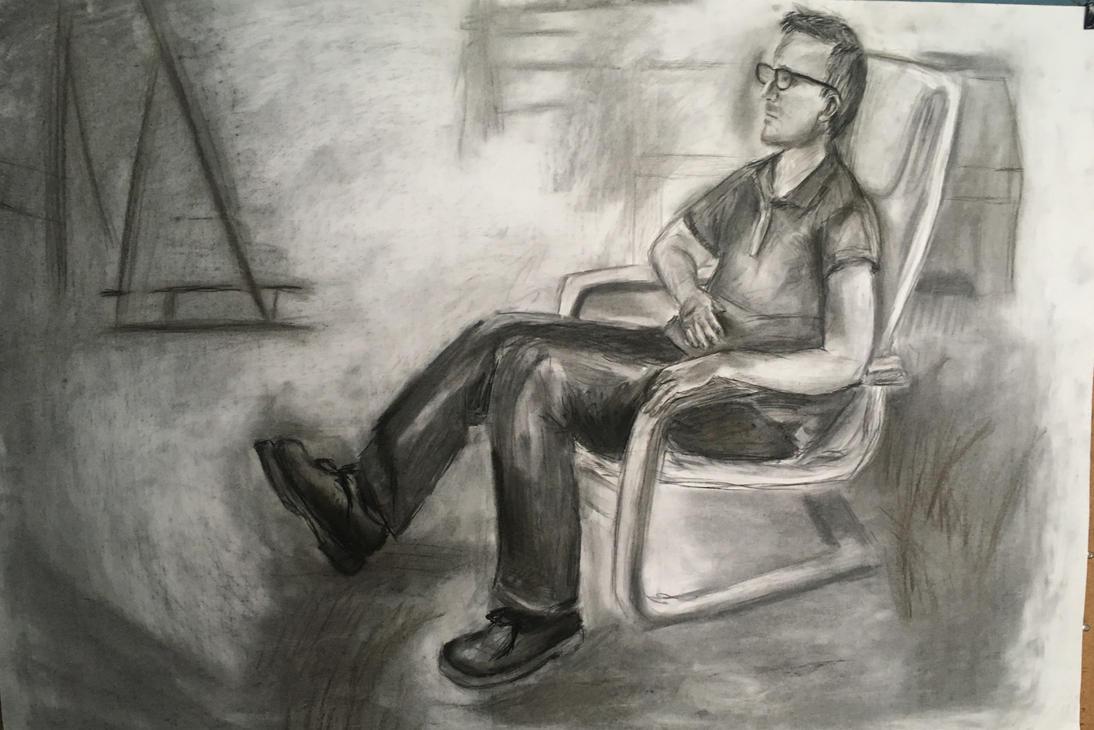 Figure Drawing by Ciryu