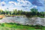 Landscape Study #1