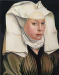 Portrait of a Woman (Copy after R. van der Weyden) by Ciryu