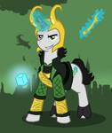 Loki Pony!