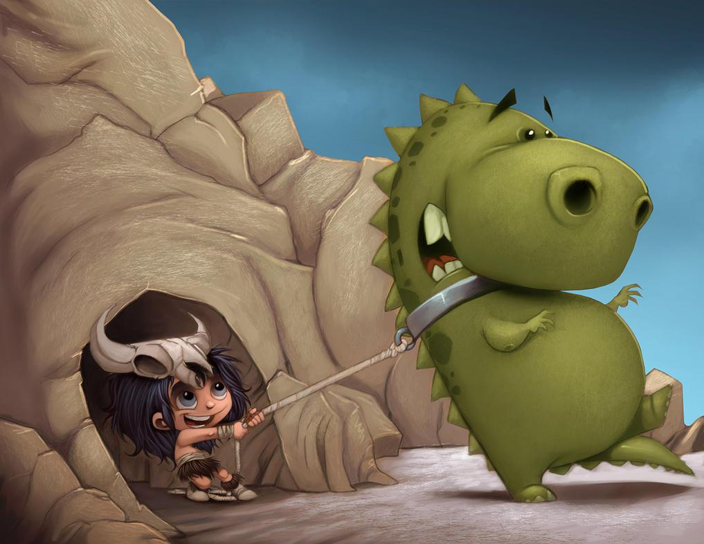 Little Viking by mennyo