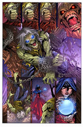 Iron Maiden #1 Page 7