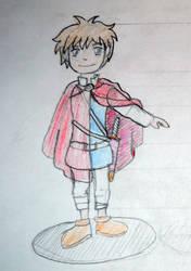 Ni No Kuni: Oliver by domis4