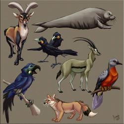 Status: Extinct by Nothofagus-obliqua