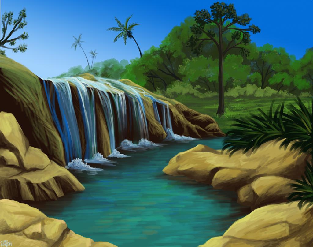 Tropical by Nothofagus-obliqua