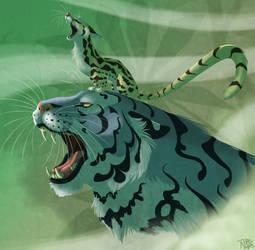 Double Roar by Nothofagus-obliqua