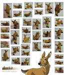 Awka figurine by Nothofagus-obliqua