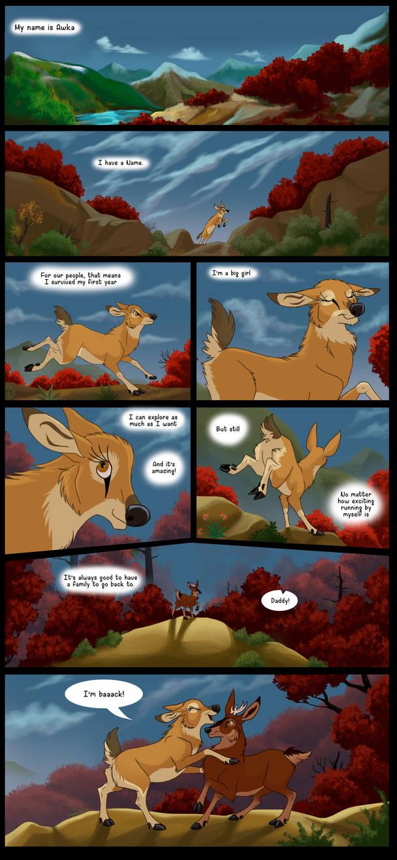Awka- Prologue, page 1