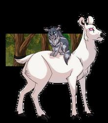 Species Swap- Lyka and Romu