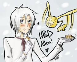 HBD Allen by HatoriKumiko