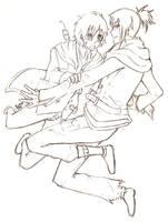No.6 -sketch- by HatoriKumiko