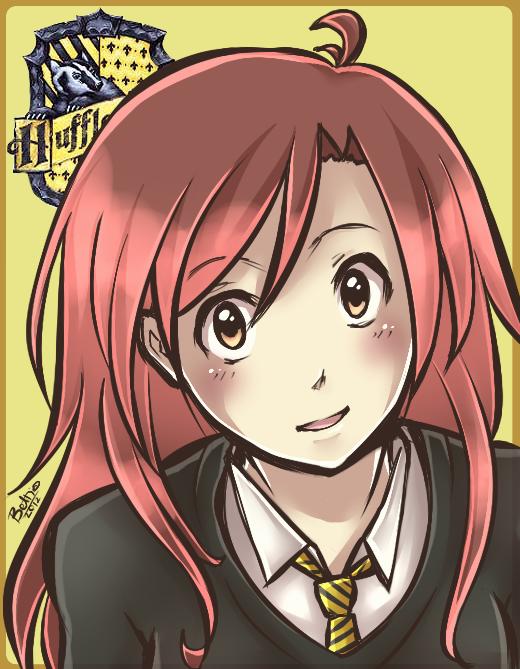 Hufflepuff by HatoriKumiko
