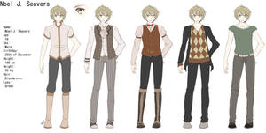 KoT Character Sheet - Noel