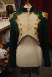Napoleonic Inspired Jacket by SnowiusOwlus