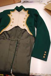 Napoleonic Inspired Jacket v2 by SnowiusOwlus