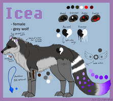 Icea Ref by LupinzPack