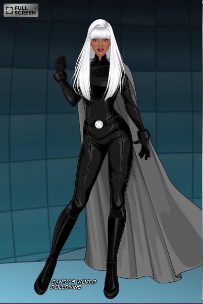 Storm (X-Men) by MoonStar757