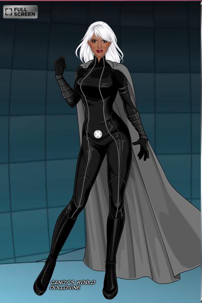 Storm (X2: X-Men United) by MoonStar757