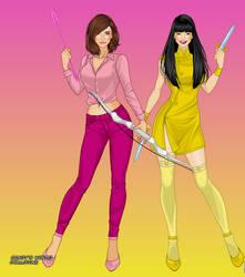 Power Ranger Girls 2 by MoonStar757