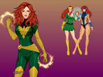 The Best of Jean Grey by MoonStar757