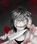 I'm Back~ [Jeff The Killer - (Redraw)]