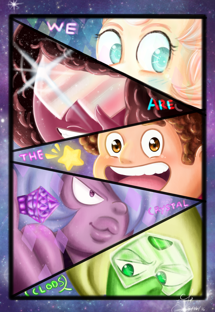 And we'll always save the day - [Steven Universe] by Tsukiakari-Aya