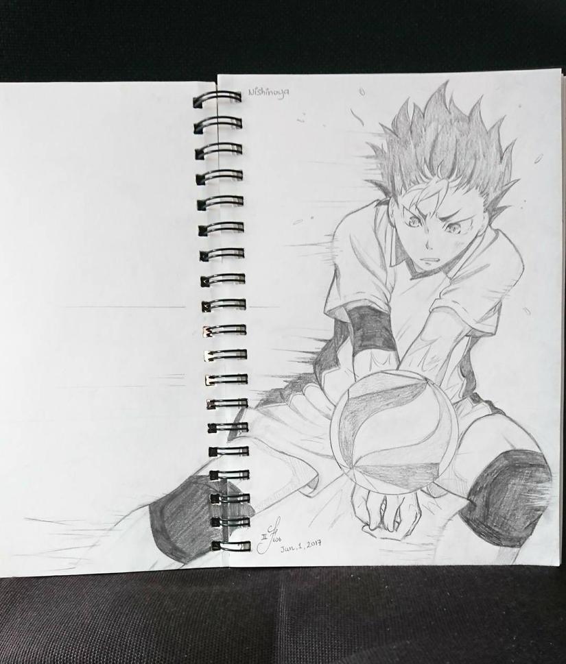 Time to keep the ball in play!  [Haikyu!!]  by Tsukiakari-Aya