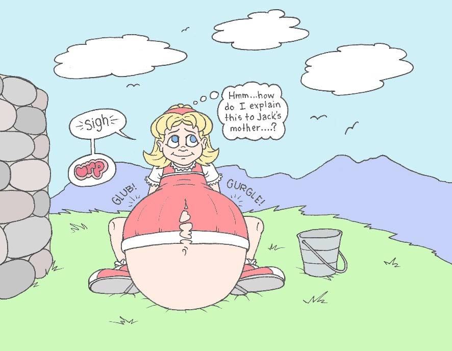 Jack And Jill by brain3times3 on DeviantArt