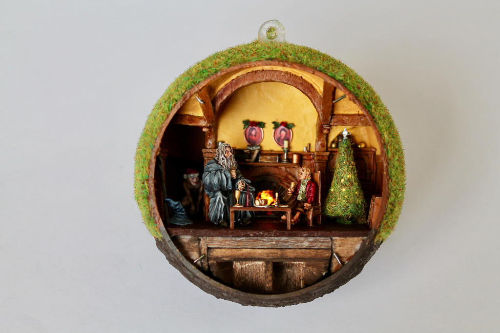 Christmas at Bag End (A very Hobbity Christmas.... by Jalpon