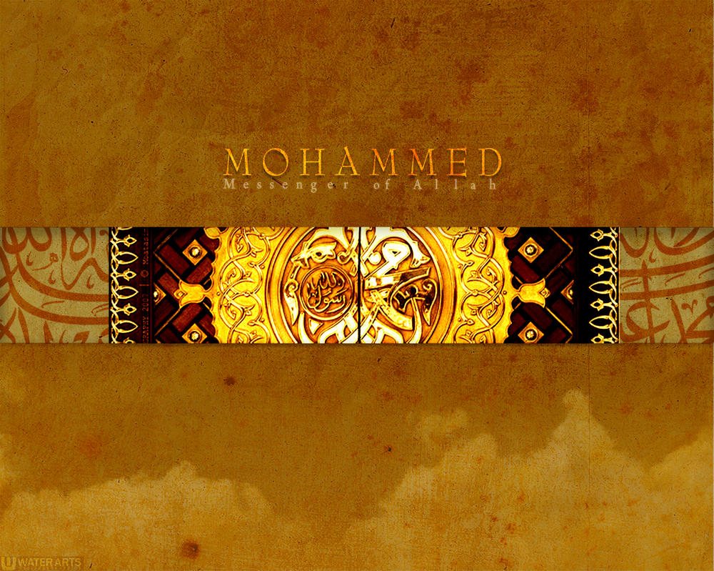 MOHAMMED by WATER-ARTS