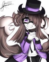 [GIFT] Violet Ray - V1 by Yitsune-Melody