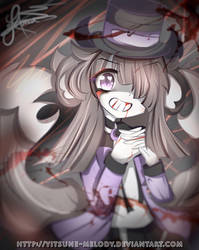 [GIFT] Killer With a Smile! V3 by Yitsune-Melody