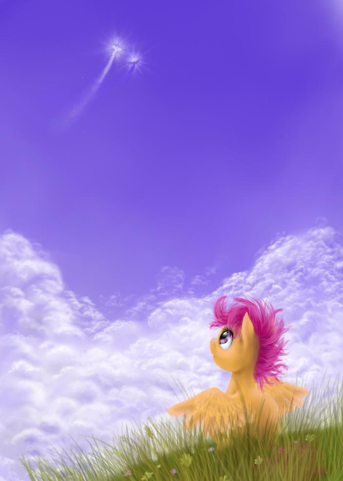 Below the sky by grayma1k