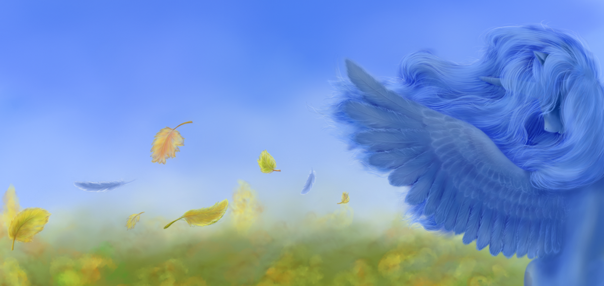 Autumn wind by grayma1k
