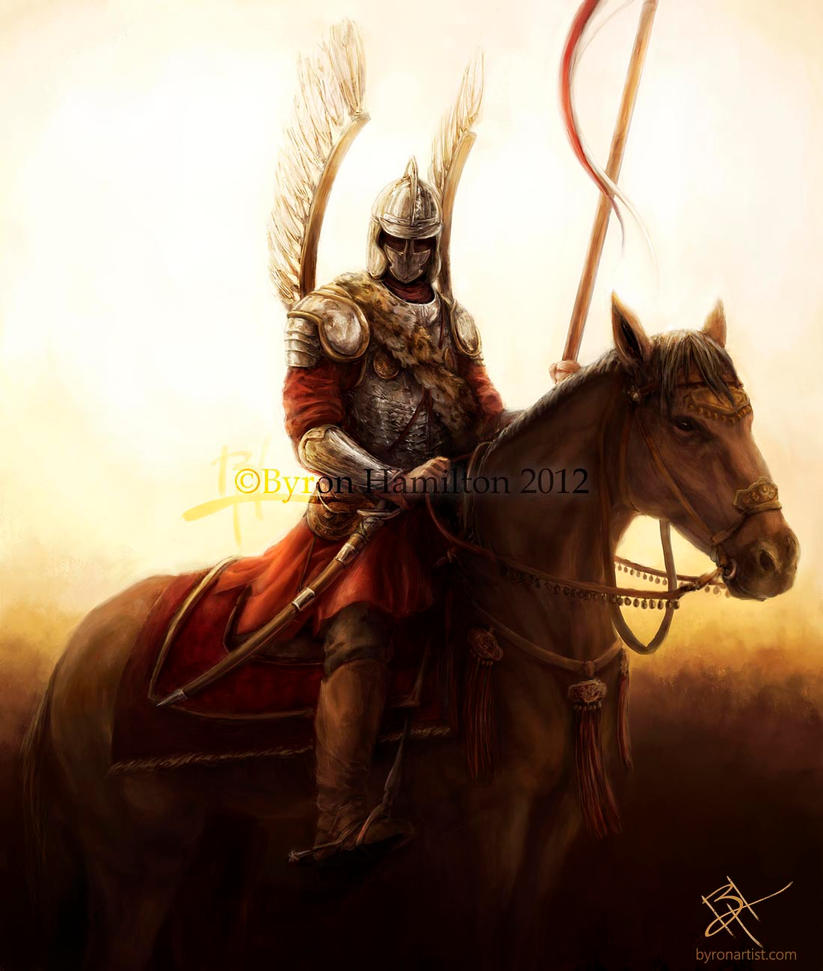 Polish hussar by mynameisbyron on deviantart for Buy digital art online