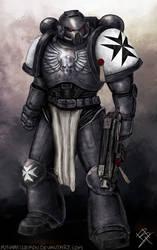 Black Templar - 40K Space Marine