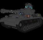 Chrysalis Panzerwaffe Pzkpfw IV C ''Chrysalis''