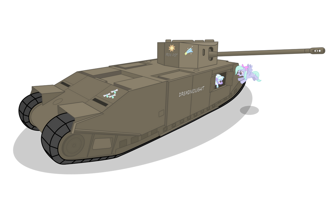 Cloudchaser and Flitter found TOG-2 by DolphinFox