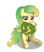 Dushess and Peartree by DolphinFox