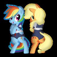 School ponies