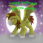 Happy Halloween my little ponies!