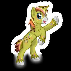 I have a Rainbow Power!