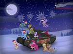 Happy new year my little ponies! Victory is ours!
