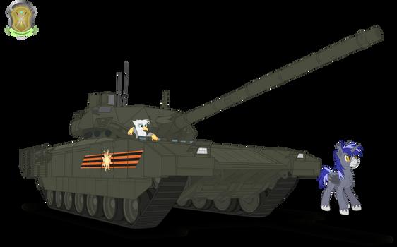 Fifth-generation of tanks: T-14 Armata
