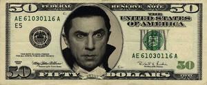 Dracula's money