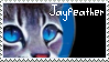 Jayfeather stamp by mattlancer
