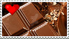 Chocolate Love Stamp by mattlancer